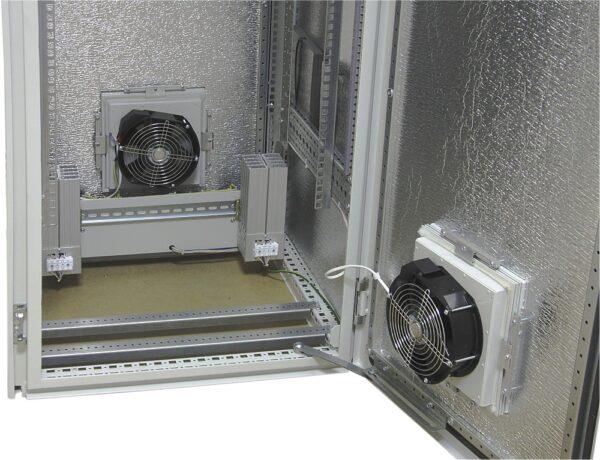 Термошкаф (605х1800х695мм, -50°С) <br>ТШ-8 18
