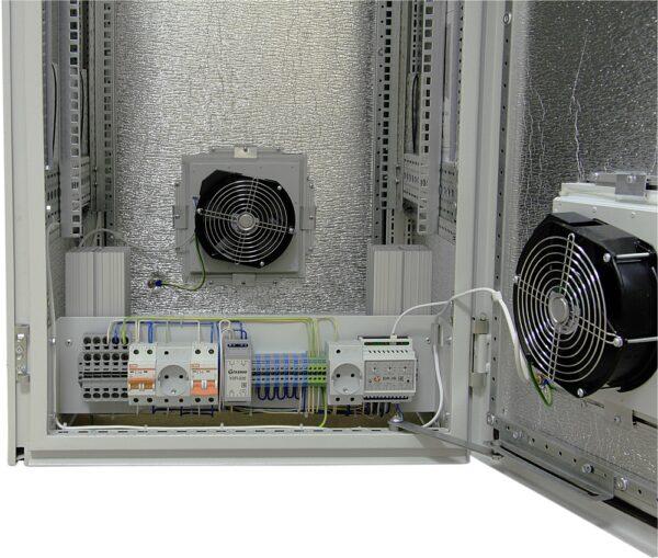 Термошкаф (605х1800х695мм, -50°С) <br>ТШ-8 17
