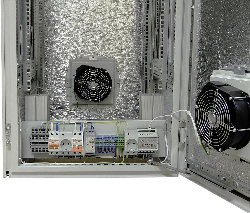 Термошкаф (605х1800х695мм, -50°С) <br>ТШ-8 27