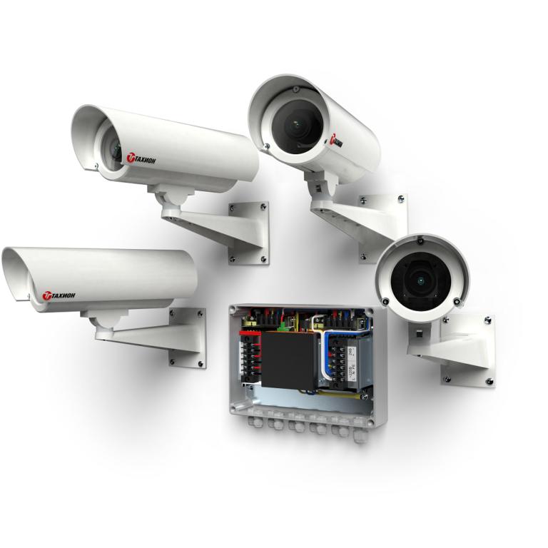 Комплект системы видеонаблюдения КСВ-24