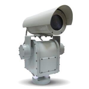 Взрывозащищенная сетевая поворотная видеокамера КТП-1 ВБ (BHZ-1030 IP, f=4,3 – 129мм)