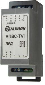 Аппаратура передачи видеосигнала по витой паре <br>АПВС-TVI передатчик
