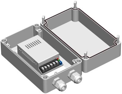 Блок питания герметичный <br>БПГ-36Вт