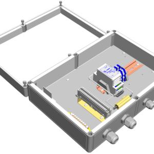 Коробка монтажная герметичная с обогревом <br>КМГО