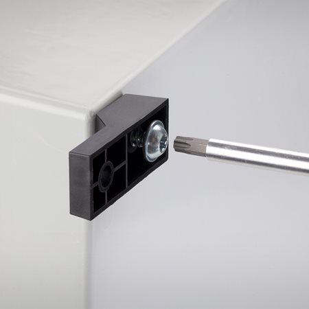 Настенное крепление для шкафов серии ТШП 15