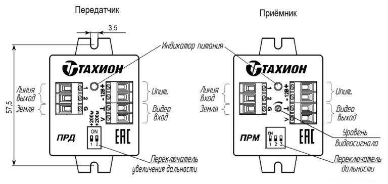 Устройство АПВС-5 AHD