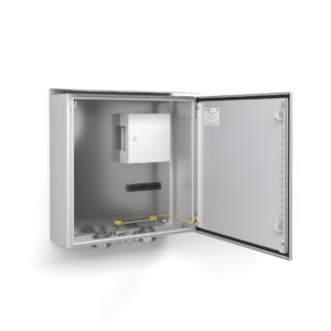 Шкаф приборный универсальный 600х600х210мм ШПУ-1-01