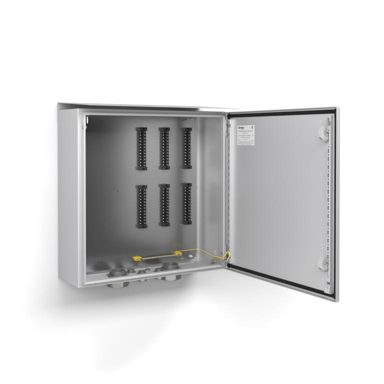 Шкаф приборный универсальный 600х600х210мм ШПУ-1-02