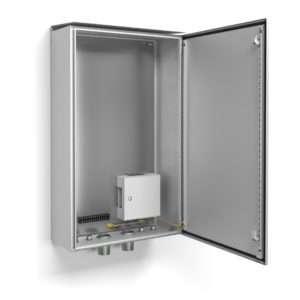 Шкаф приборный универсальный 600х1000х250мм ШПУ-2Т